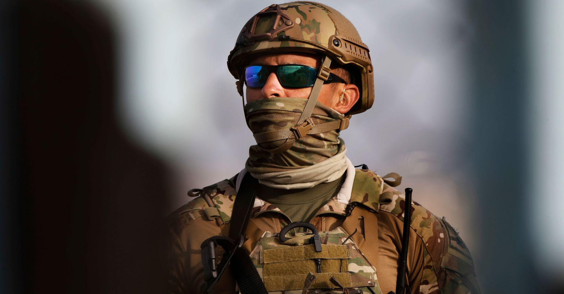 U.S. To Keep About 4,000 Troops At Border Through January thumbnail