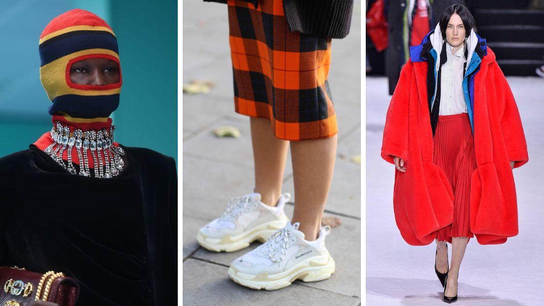 As 8 tendências mais inesquecíveis da moda em