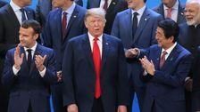 Trump Vs The World: G-20 Summit Stumbles On Trade, Climate