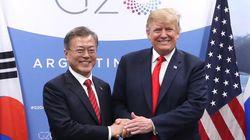 '김정은 서울 답방'에 대해 트럼프는 이렇게