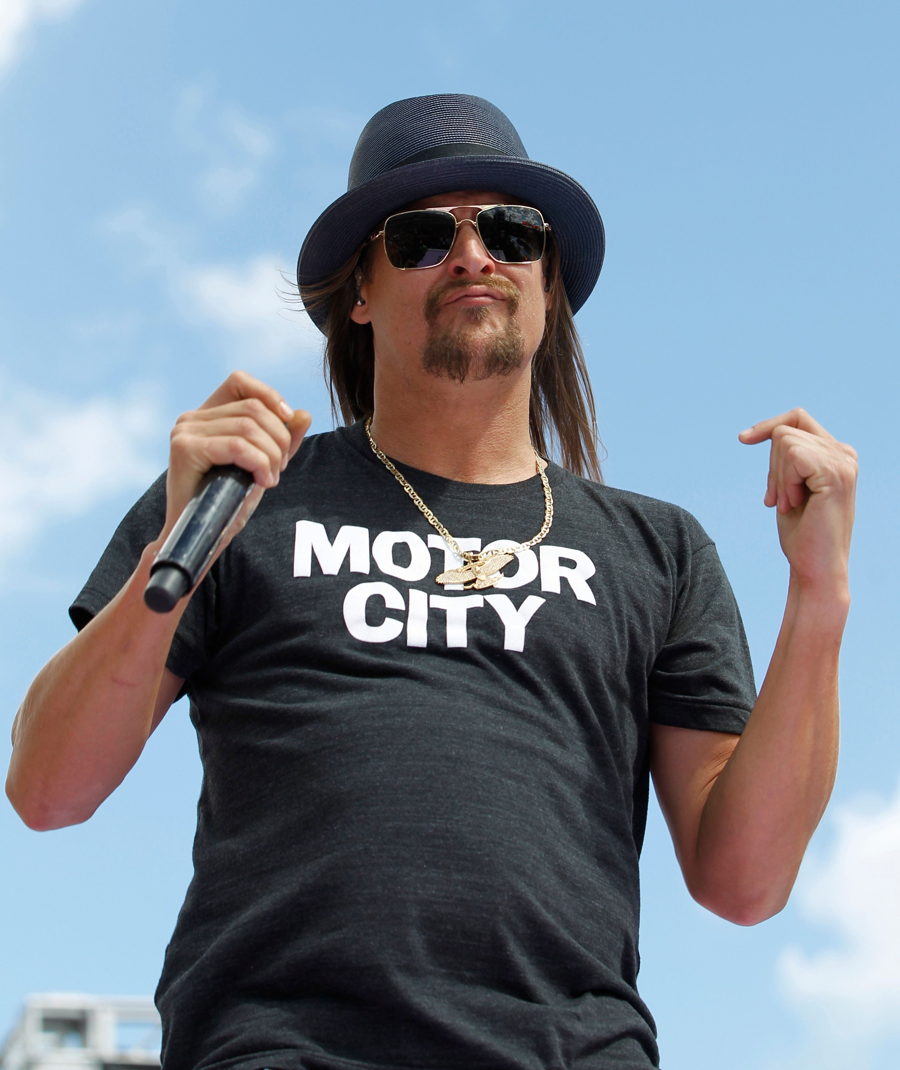 Kid Rock eventually apologized for his use of profanity on air, but expressed no remorse for his insult to Behar.&n