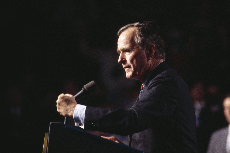 Former President George H.W. Bush Dead At Age 94