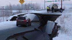 규모 7.0 강진 일어난 미국 알래스카 현재