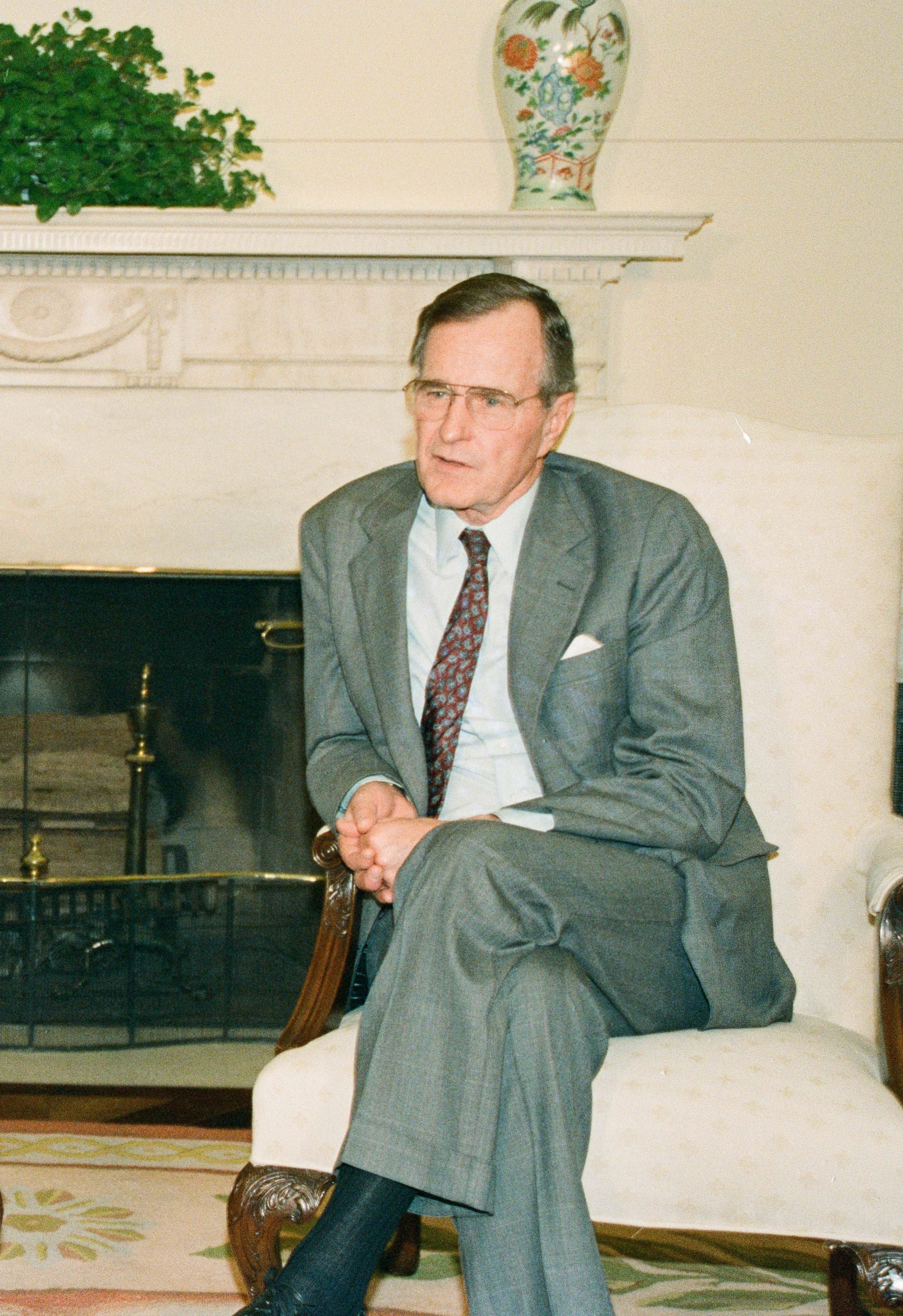 George Bush père est décédé à l'âge de 94
