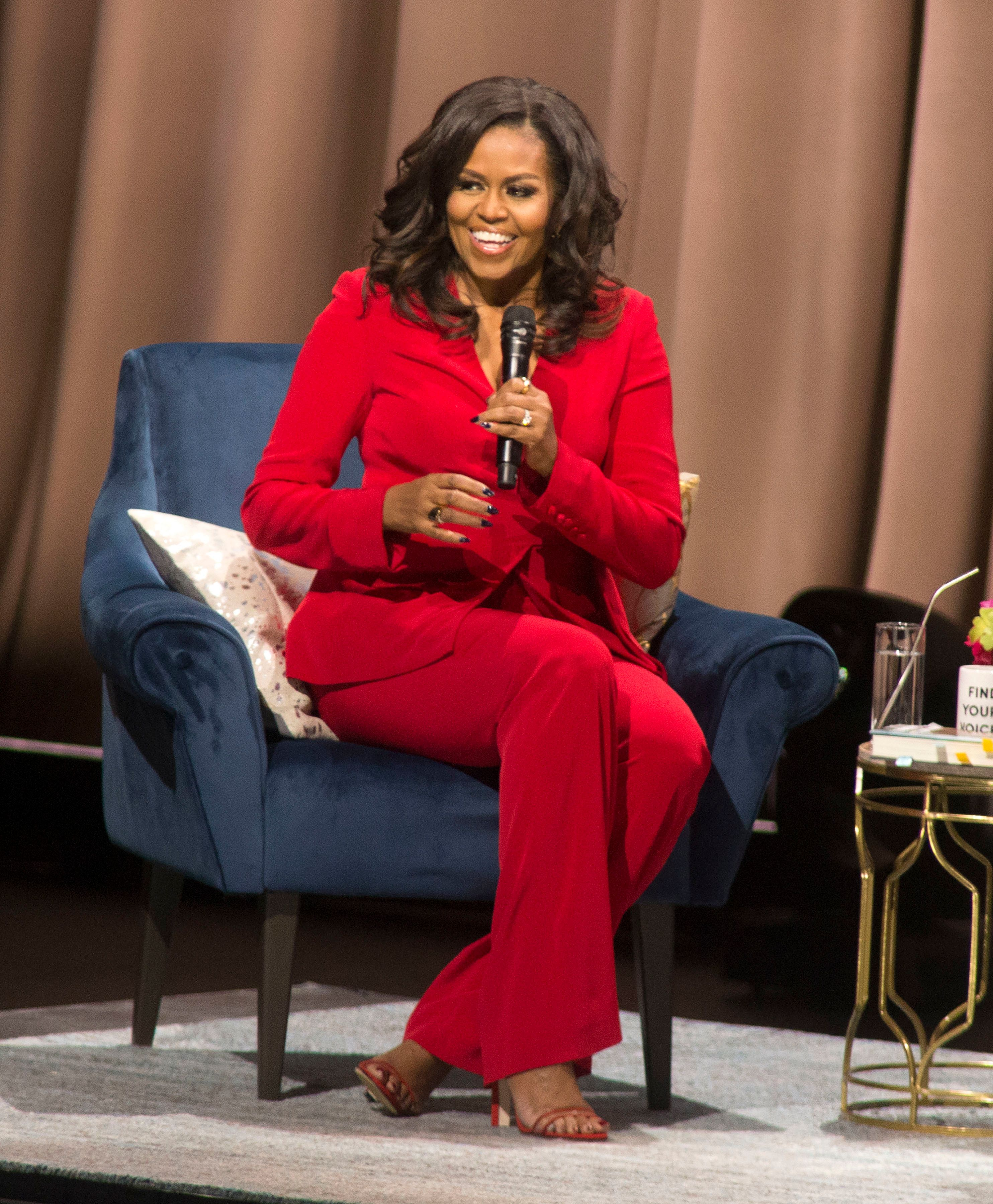 Michelle Obama Shades Trump While Talking About White House