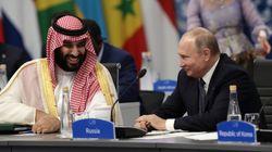 Au G20, un