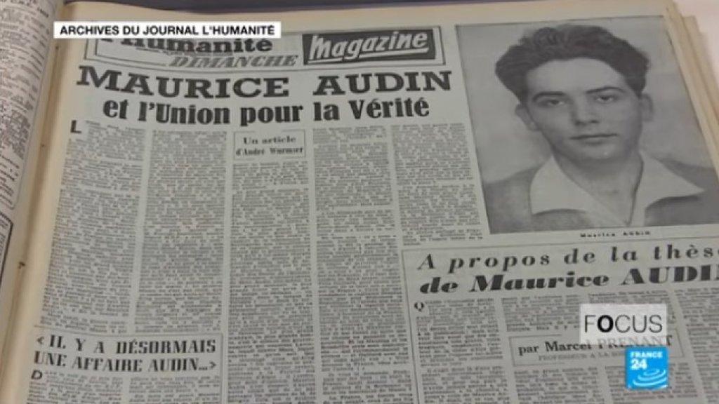 Torture et disparitions durant la révolution algérienne : 87 victimes de l'armée française