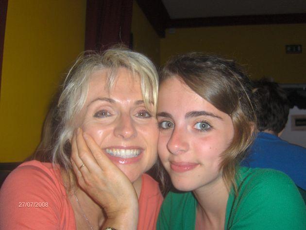 Deborah und ihre Tochter Chloe
