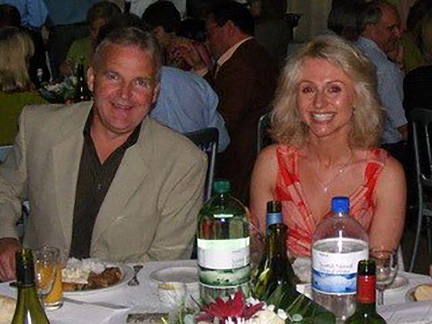 Deborah und ihr Mann Simon