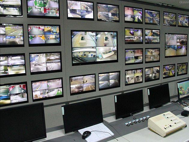 중국에는 2억대에 가까운 감시카메라가 설치돼