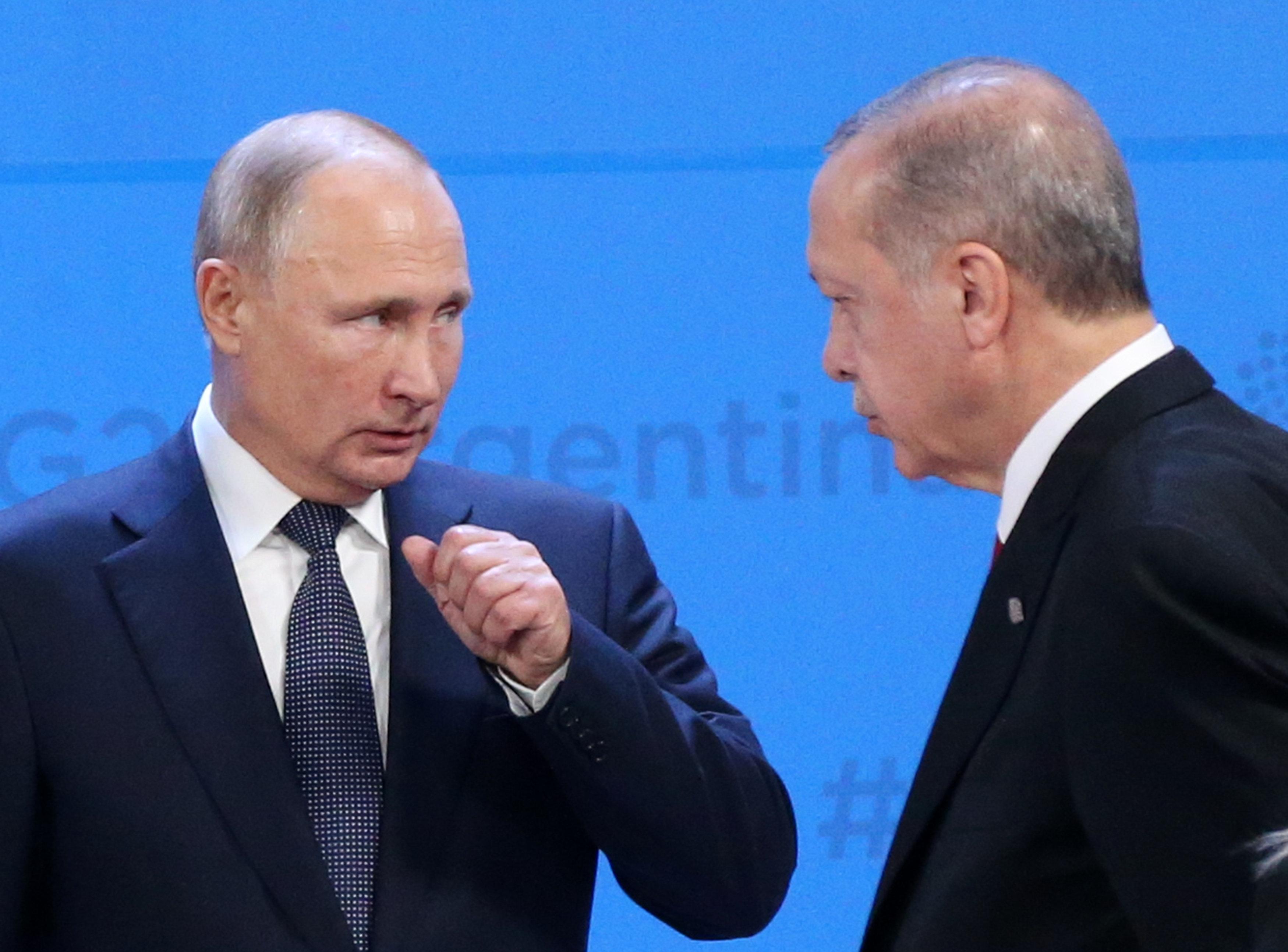 Ο Ερντογάν διαμεσολαβητής στη ρωσο-ουκρανική