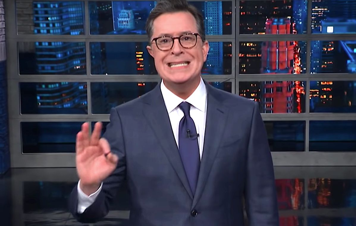 Stephen Colbert Unearths Floor Plan For Putin Penthouse In Trump Tower