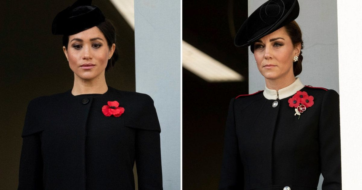 Royals: Streit bei Meghan und Kate – so soll Meghan das Personal behandelt