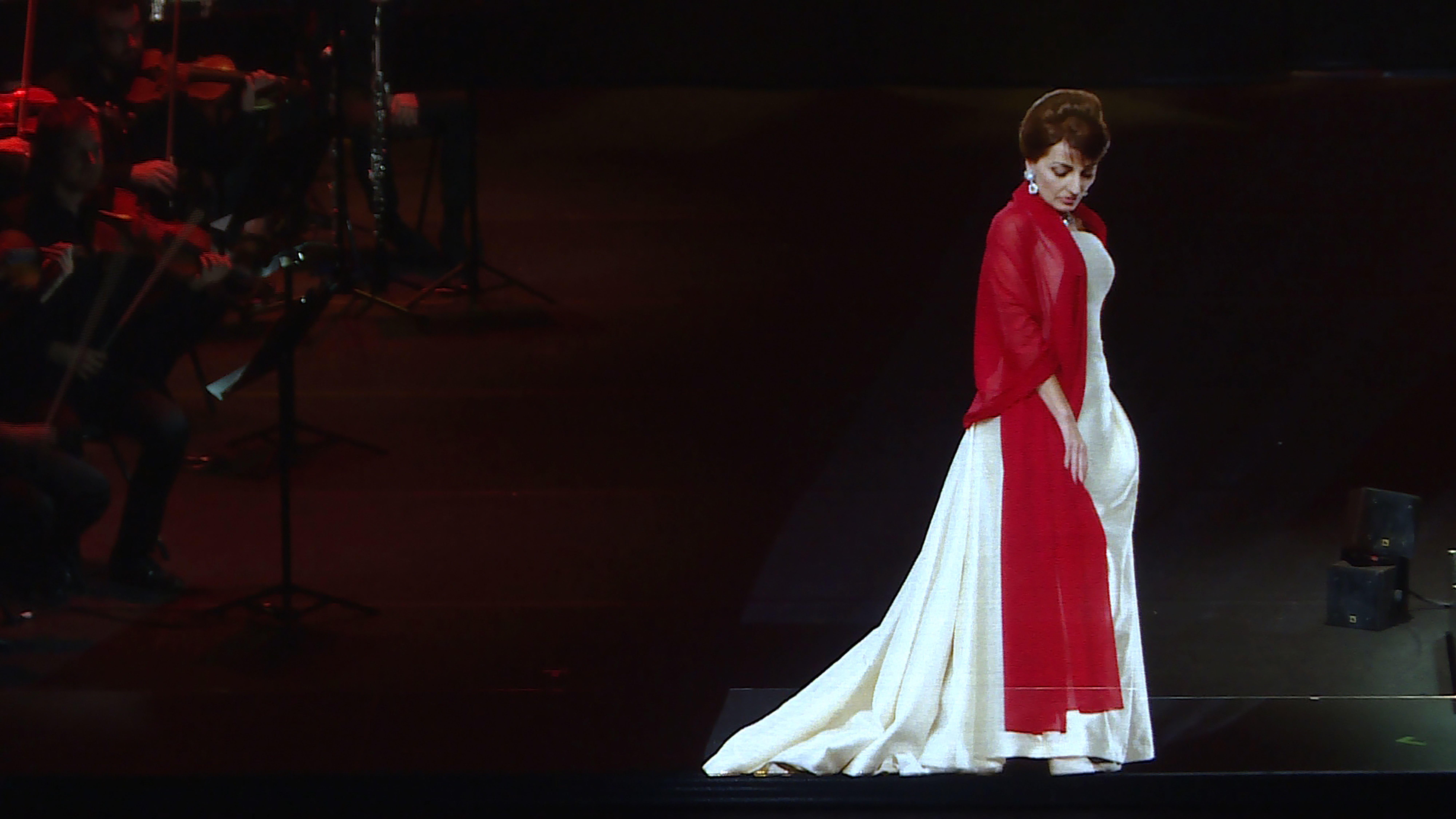 Η Μαρία Κάλλας «επέστρεψε» στη σκηνή - Το ολόγραμμα 41 χρόνια μετά τον θάνατο