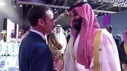 En marge du G20, l'étrange échange entre Emmanuel Macron et