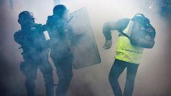 Gelbwesten-Krawalle in Paris: Dutzende Demonstranten
