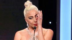 Τα δάκρυα της Lady Gaga για τον Μπράντλεϊ