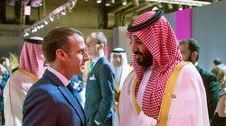 Βίντεο: Ο μυστικός διάλογος του Μακρόν με τον πρίγκηπα της Σ.Αραβίας που δεν έπρεπε να καταγράψουν οι
