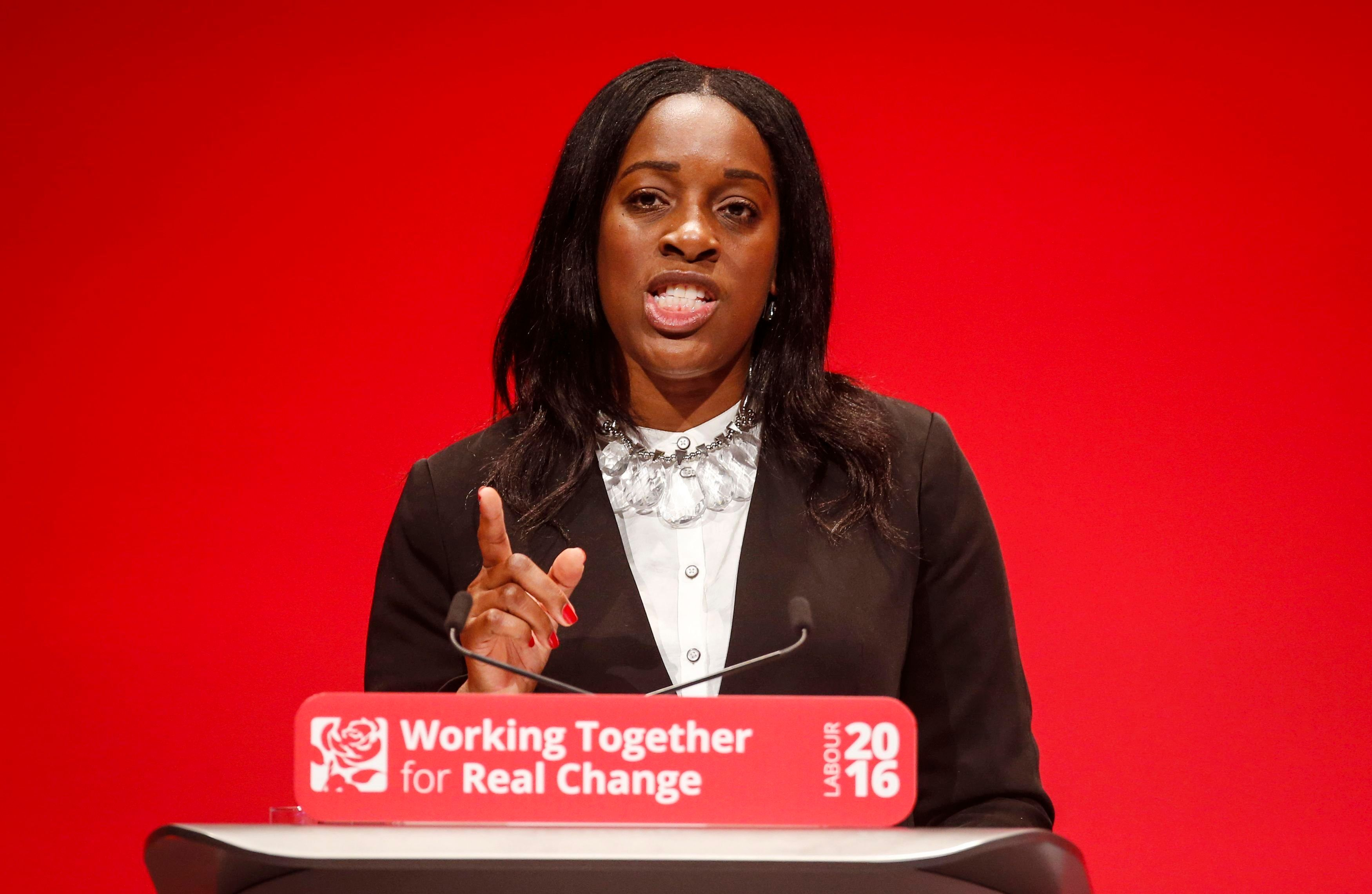 Kate Osamor Resigns From Shadow Cabinet After 'Throwing Bucket Of Water At