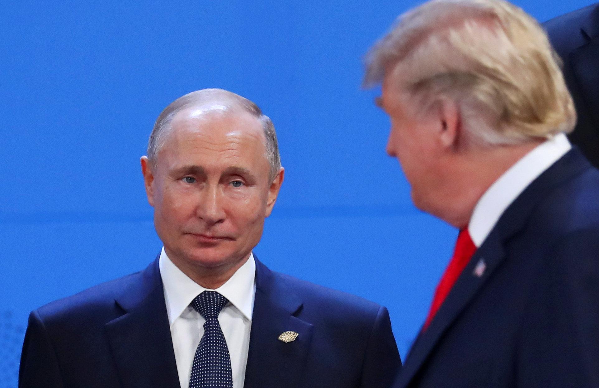 Trump Spoke With Putin At G20 Summit Despite Cancelling Meeting, Says Kremlin