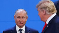 Trump Spoke With Putin At G20 Summit Despite Cancelling Meeting, Says Kremlin