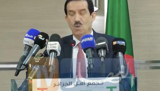 """Amar Ghoul accuse """"d'anciens responsables civils et militaires″ de comploter contre la"""
