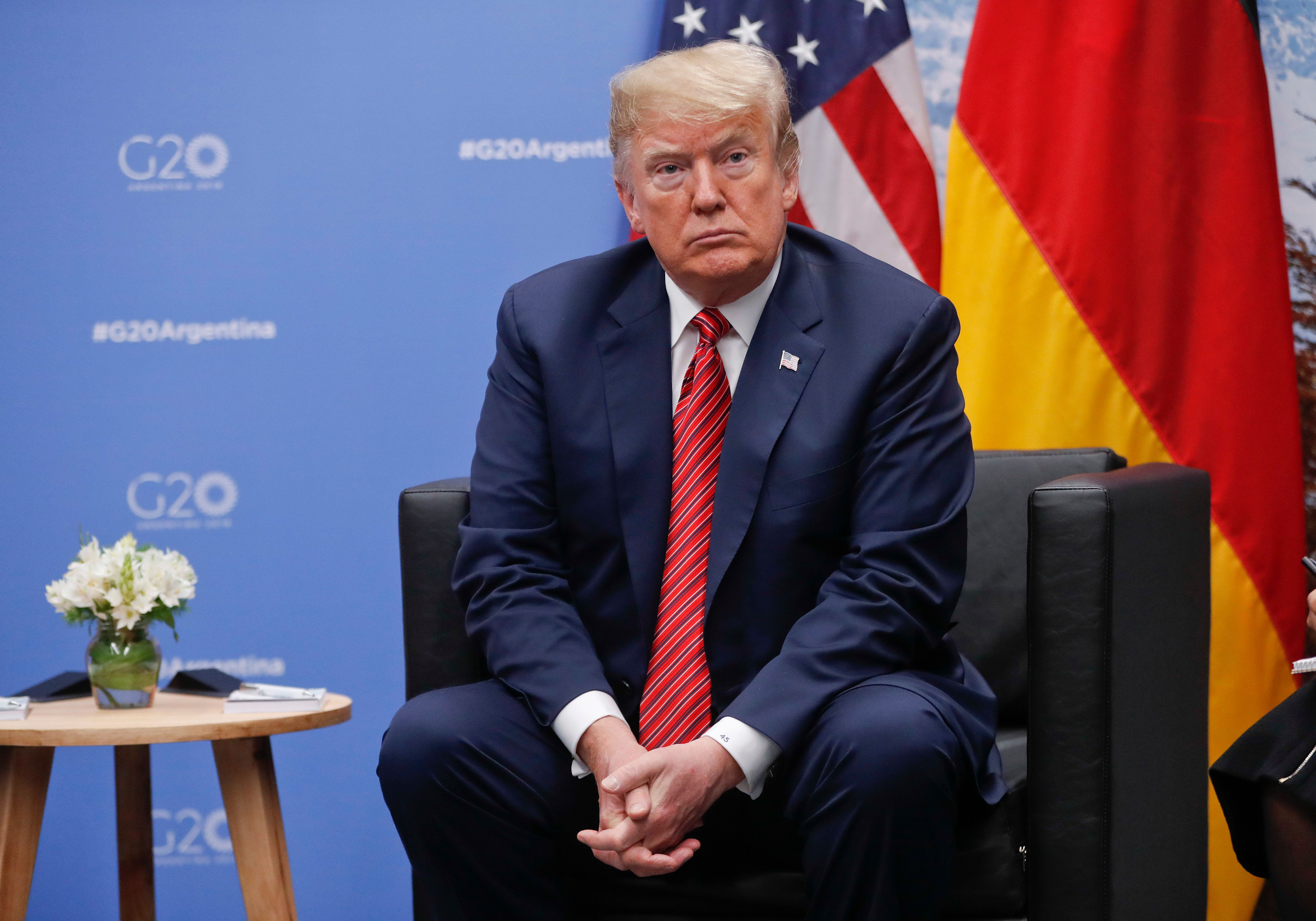 G-20 Nations Agree On Trade, Migration; Trump Lone Holdout On Climate Change
