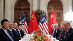 미국과 중국의 '무역전쟁'이 일단