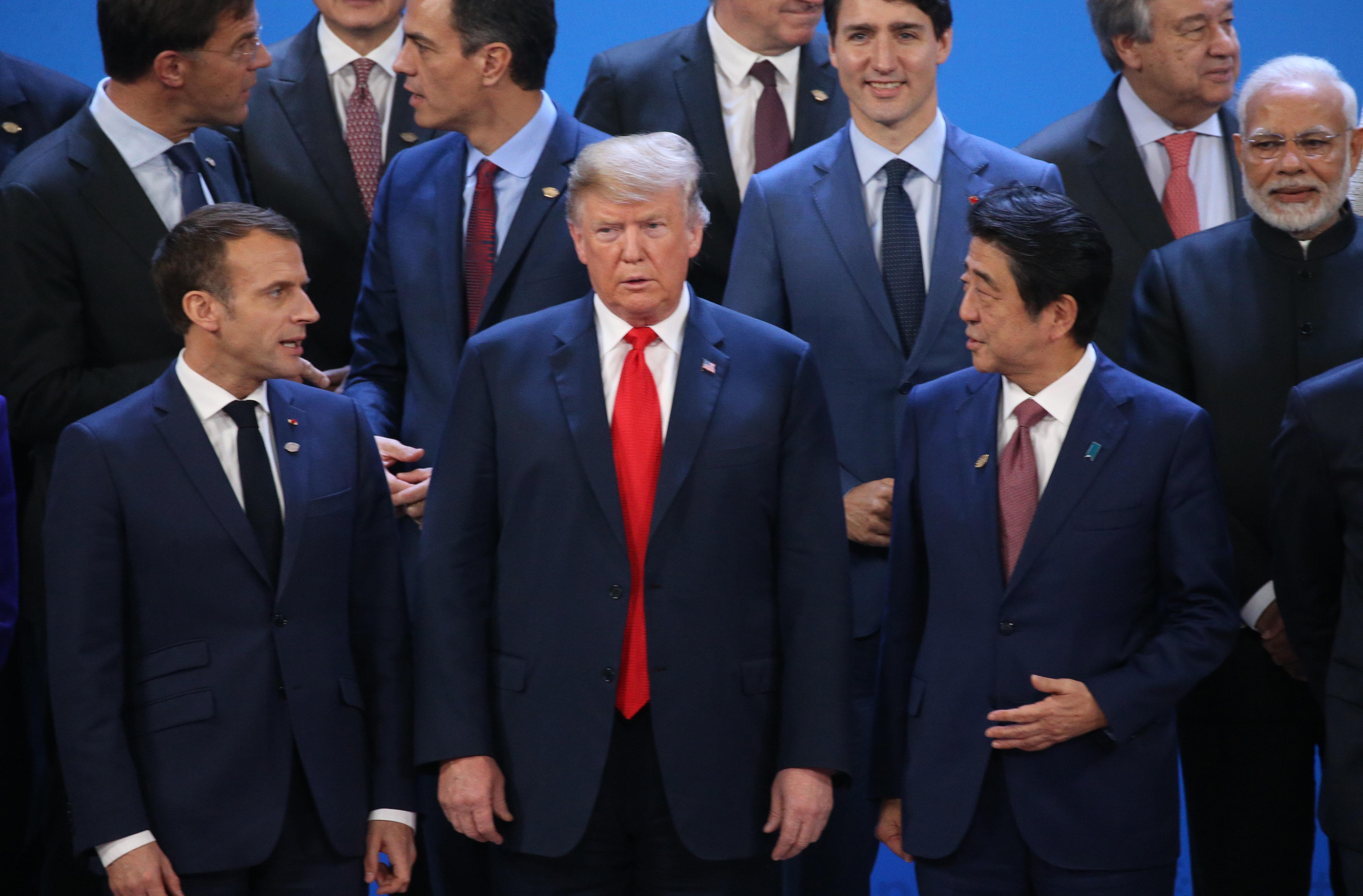 미국을 뺀 19개국이 기후변화 대응에 뜻을 모았다 (G20 공동선언