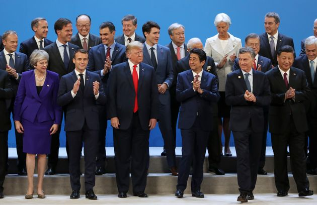 2018 G20 정상회의 공동선언문 : 미국을 뺀 19개국이 기후변화 대응에 뜻을 모았다