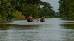 미얀마서 실종된 한국인 관광객이 1주일 넘게 생사 불명