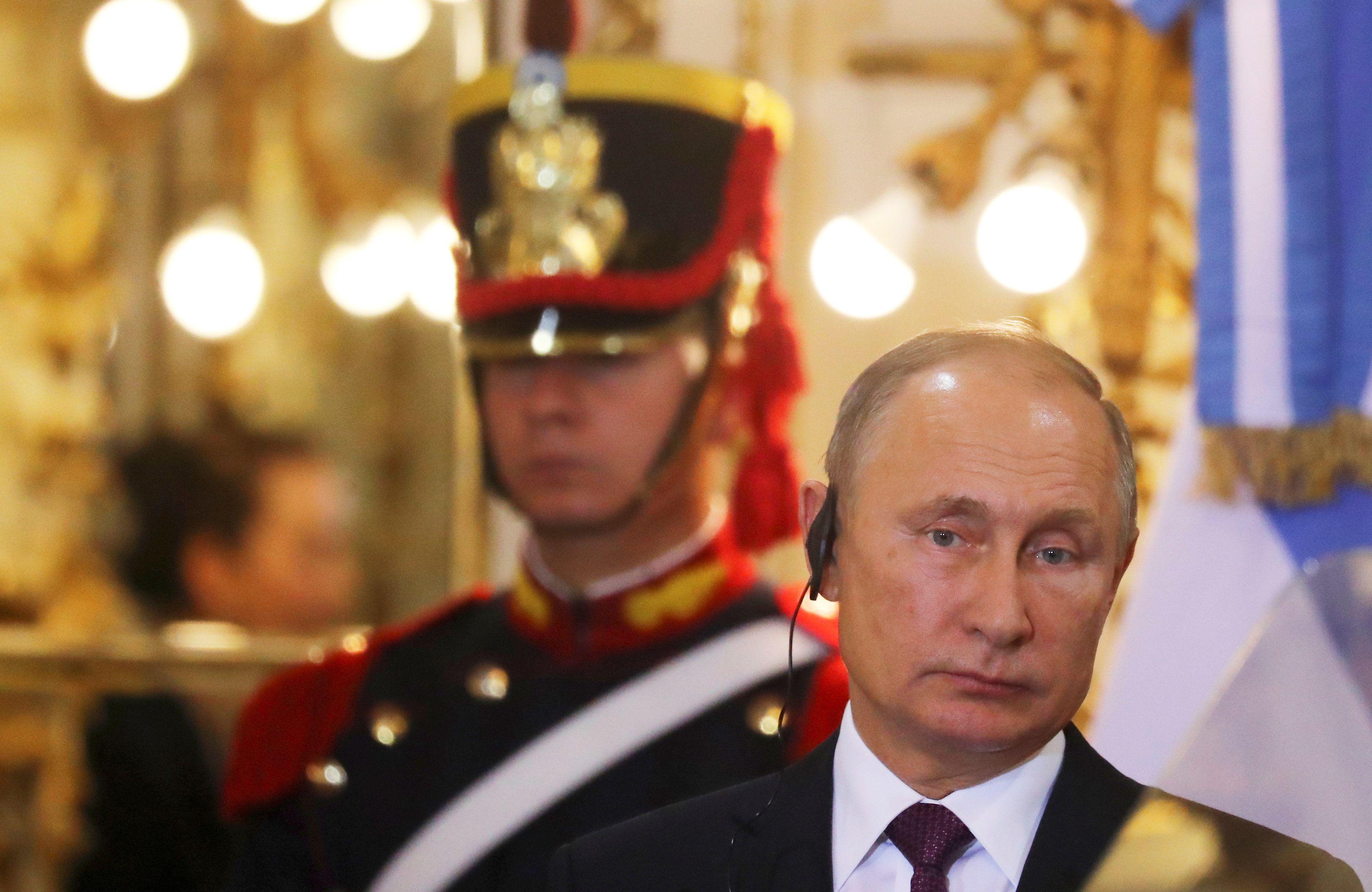 Πούτιν: Όσο παραμένουν στην εξουσία αυτές οι αρχές, ο πόλεμος στην Αν.Ουκρανία θα