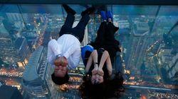 La terrasse d'observation de la plus haute tour de Bangkok est déconseillée si vous avez le