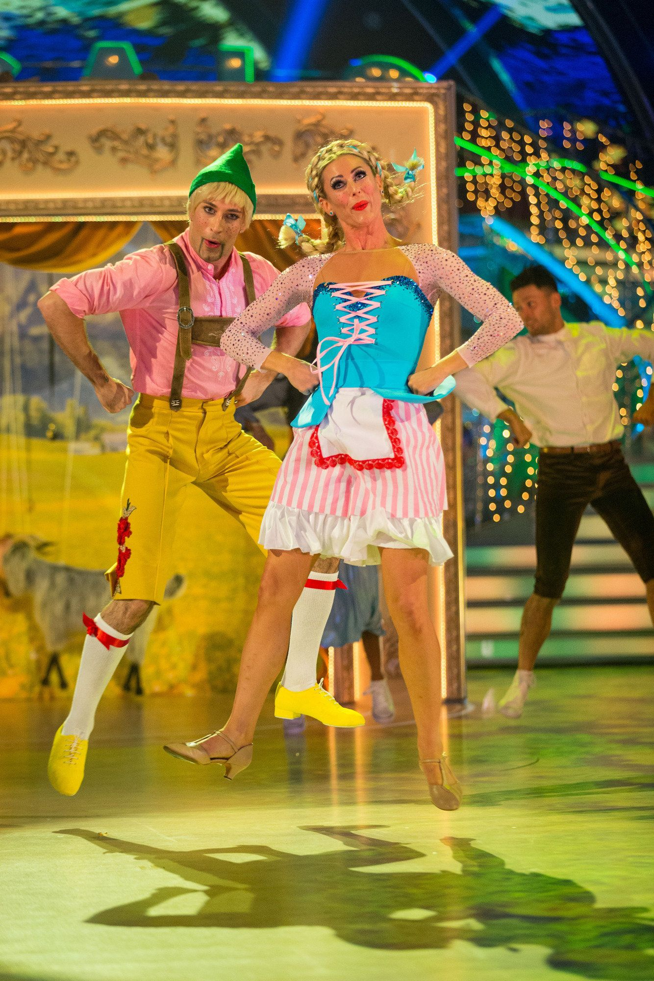 If You Haven't Seen Faye Tozer's Latest 'Strictly Come Dancing' Routine Yet, You Really Have