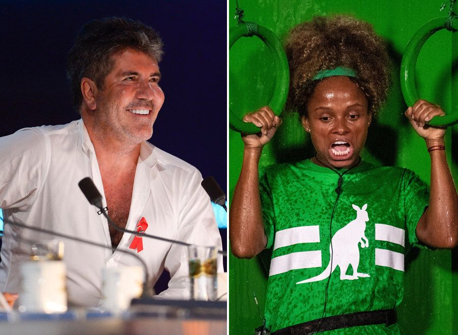 Simon Cowell Takes Swipe At Fleur East's 'I'm A Celebrity' Stint During 'X Factor'