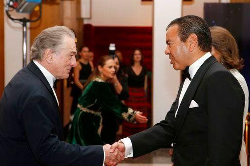 Le prince Moulay Rachid préside le dîner d'ouverture officielle du Festival International du Film de