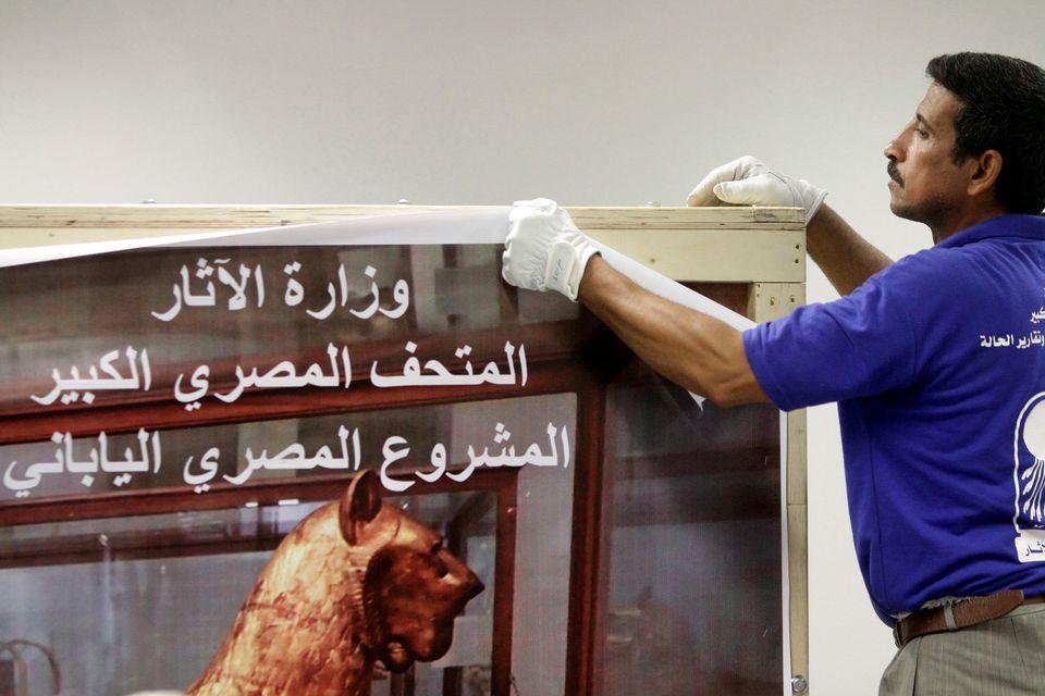 Νέο Μουσείο Καΐρου: Τα 7.000 τ.μ. του Τουταγχαμών και το lifestyle του «χρυσού
