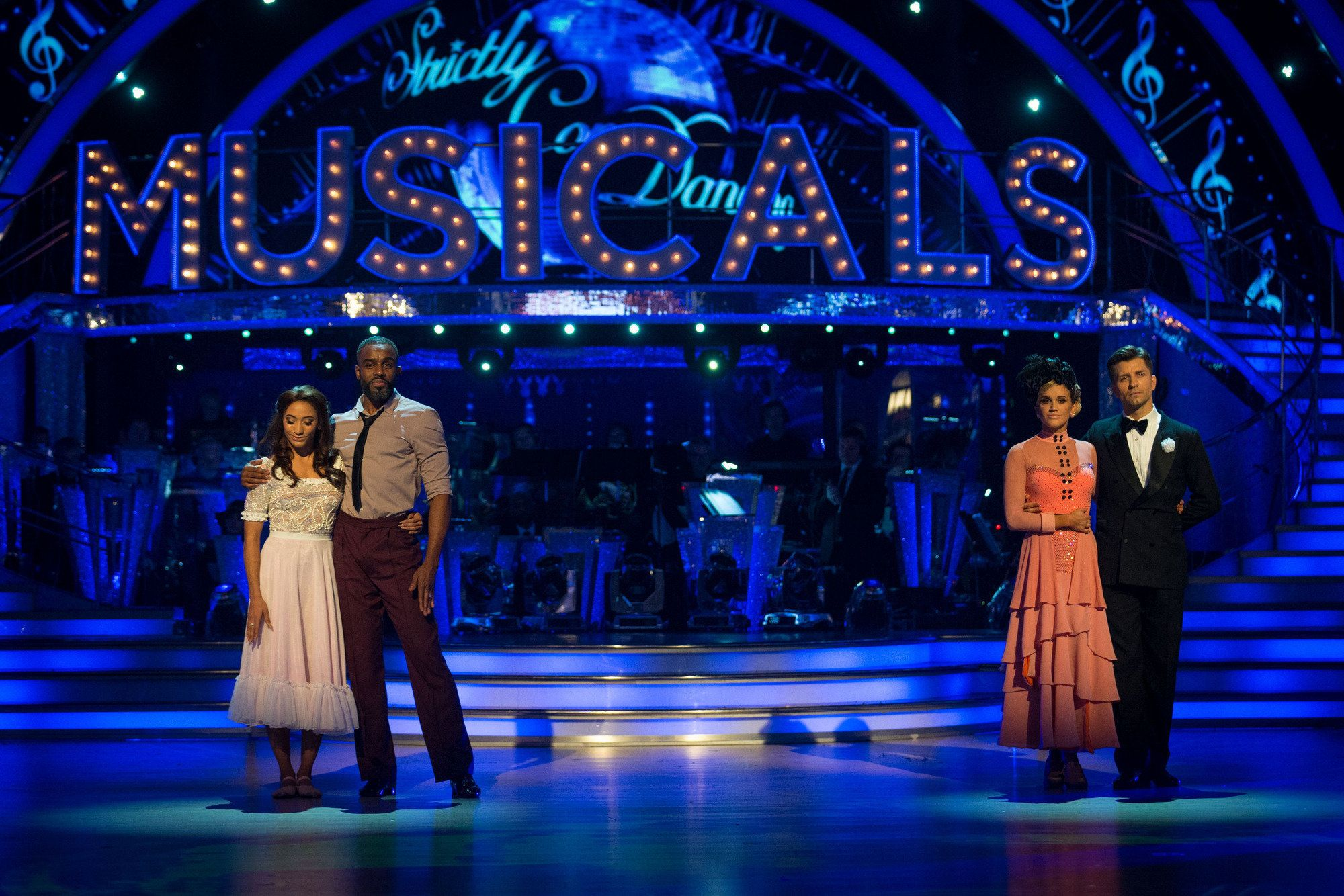 Here's who was eliminated from Strictly Come Dancing