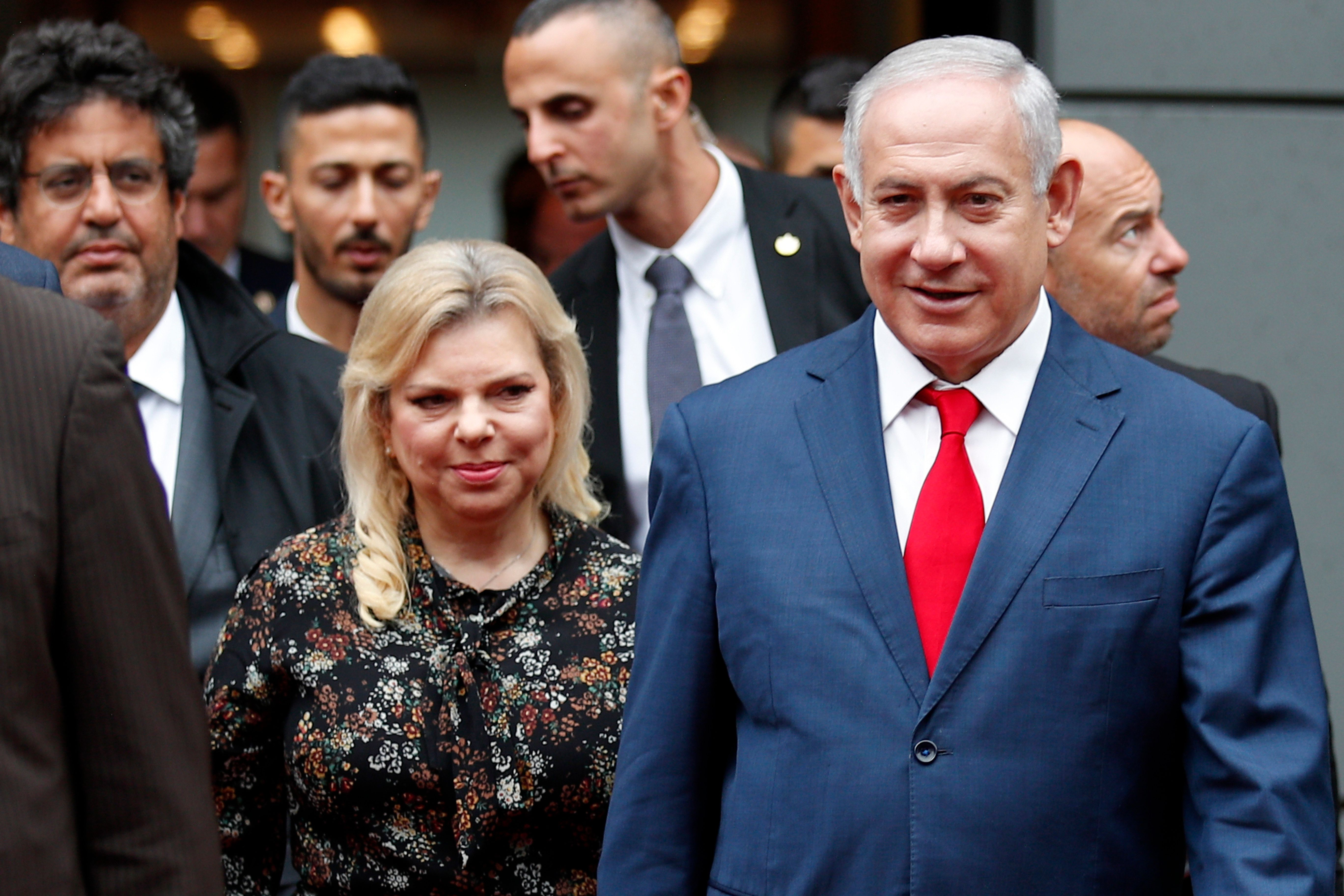 Israeli Police Recommend Netanyahu Be Charged With Bribery In Telecom
