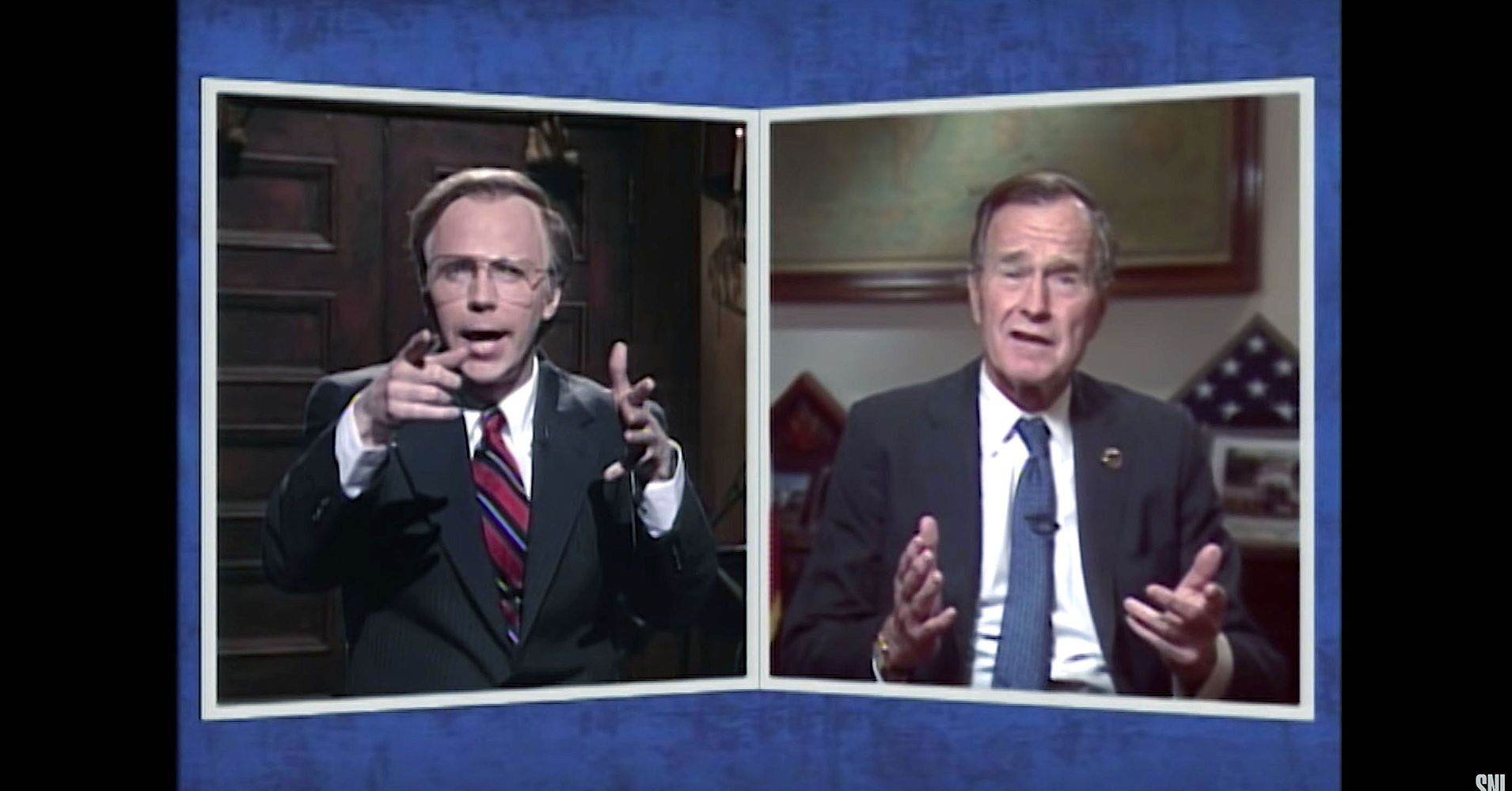 Image result for 'SNL' Fondly Recollects George H.W. Bush's Sense Of Humor