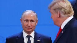 Trump Had 'Informal' Conversation With Putin At G-20