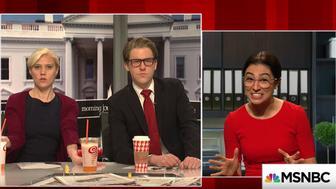 'SNL' does Alexandria Ocasio-Cortez on 'Morning Joe' parody.