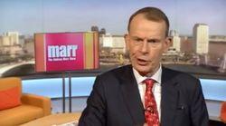 Andrew Marr Makes Extraordinary Plea To Help The Homeless On Flagship Politics
