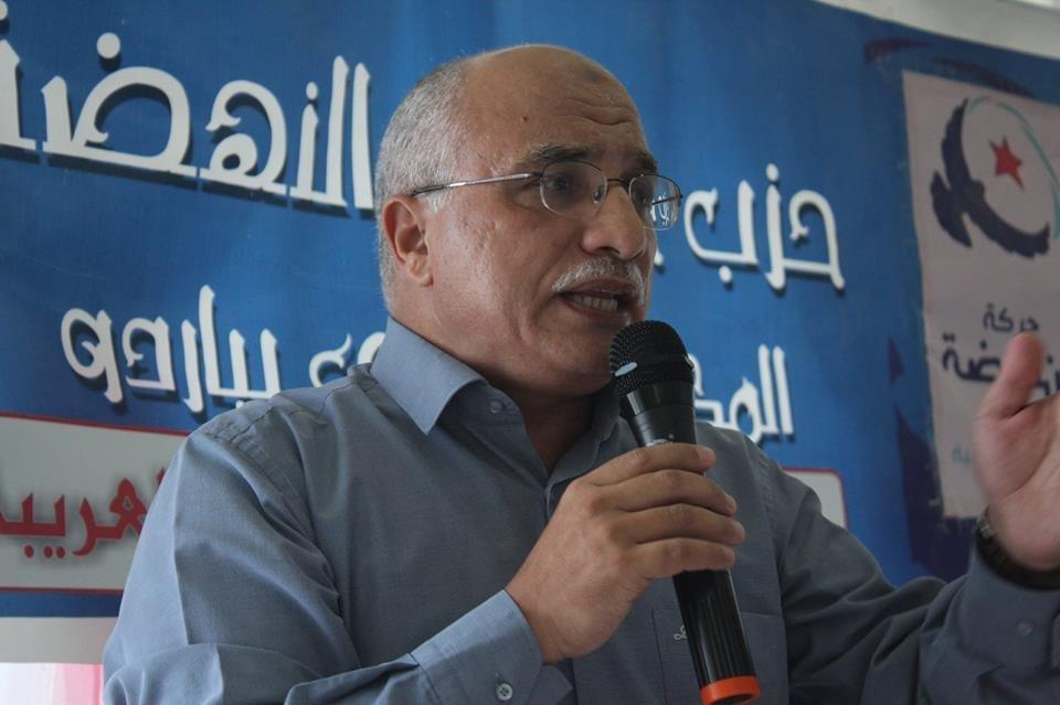 Abdelkrim Harouni:
