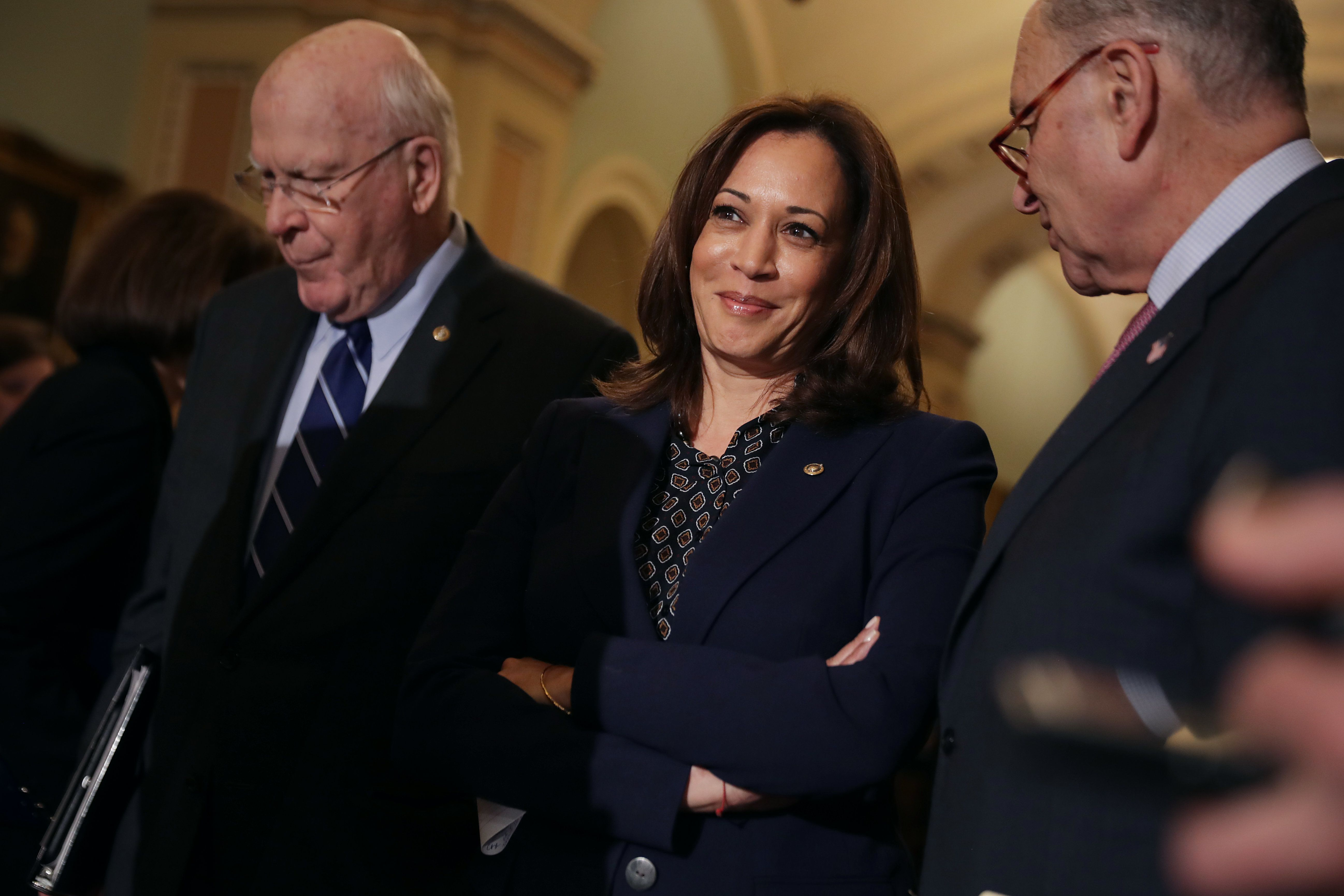 Kamala Harris To Decide On 2020 White House Run 'Over The