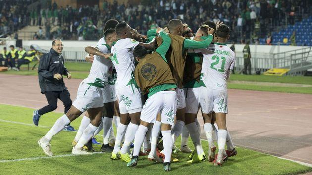 Le Raja de Casablanca remporte la Coupe de la Confédération