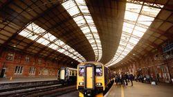 Femme tuée dans un train alors qu'elle se penchait