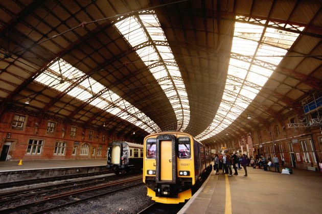 Woman died after sustaining serious head injuries on a Bristol Temple Meads-bound service.
