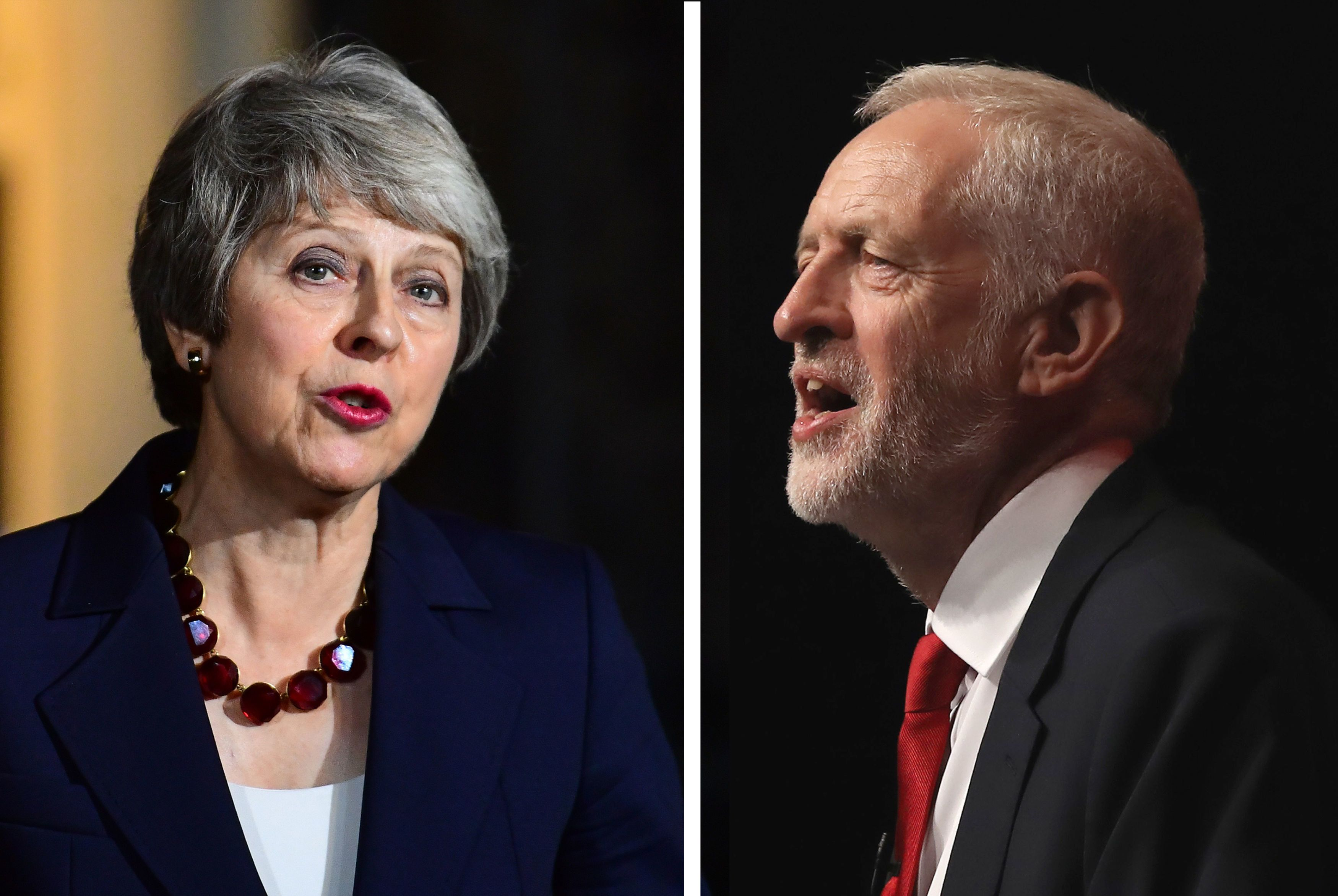 No Brexit TV Debates Before Vote As ITV Scraps Plans For Theresa May And Jeremy Corbyn