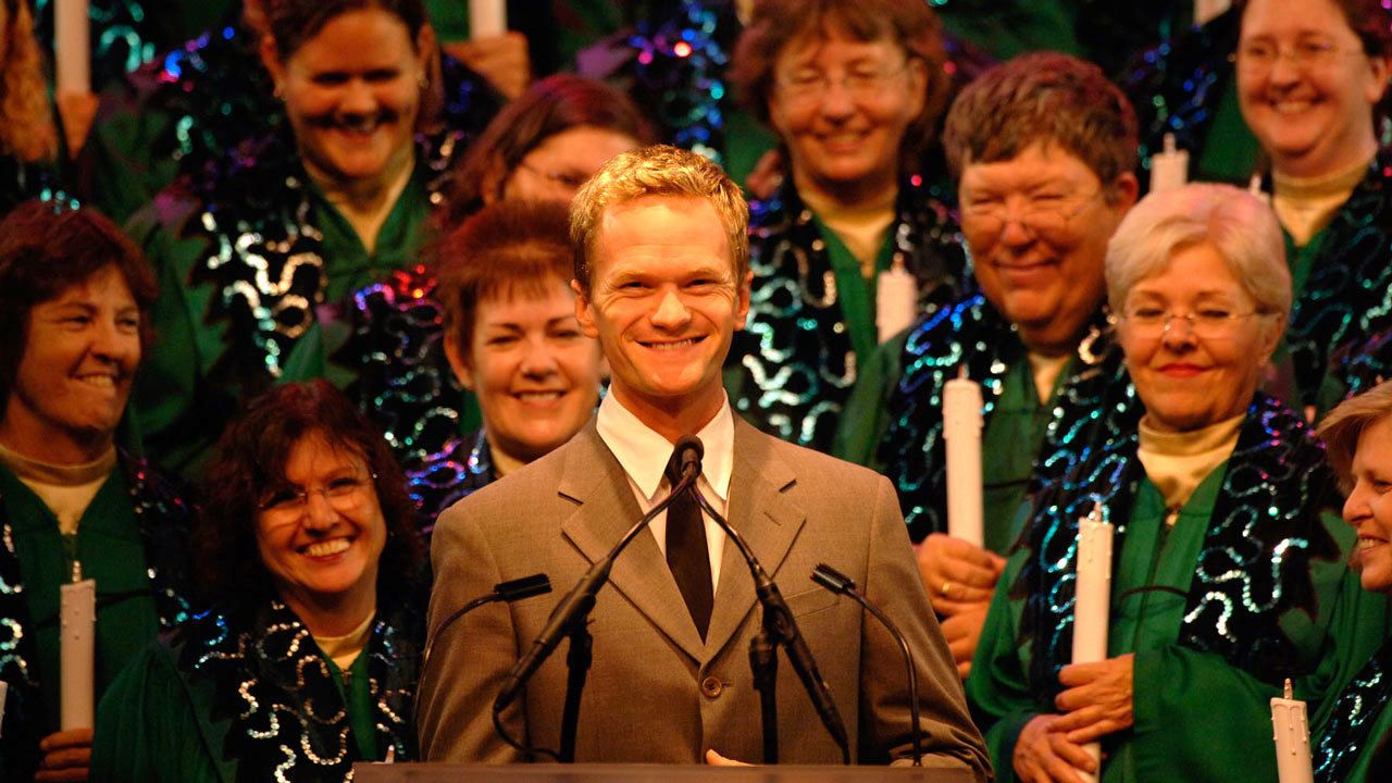 Watch Live: Disney World's Candlelight Processional With Neil Patrick Harris